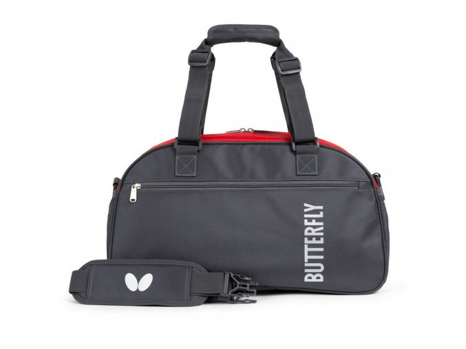 Butterfly midibag OTOMO red front