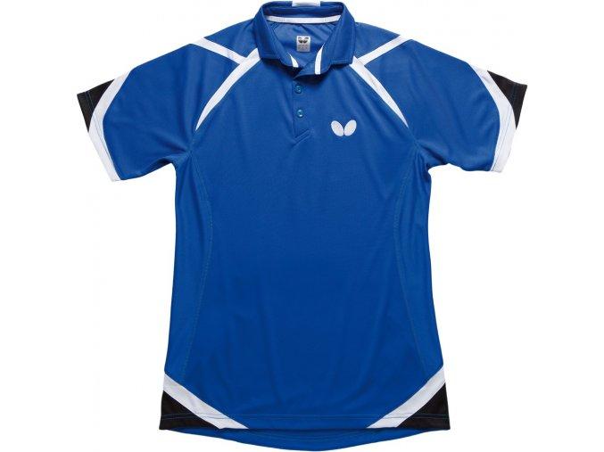 butterfly textiles shirt kido blue 1