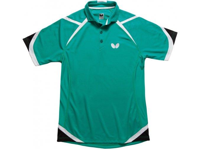 butterfly textiles shirt kido green 1