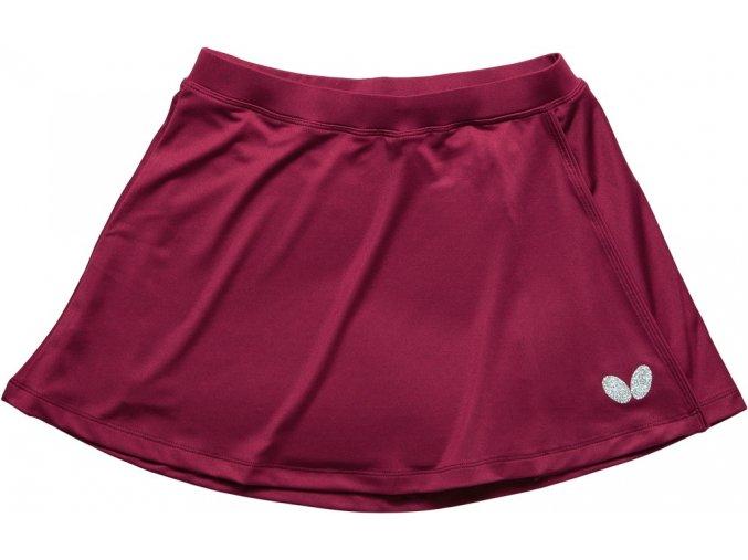 butterfly textiles skirt chiara berry 1