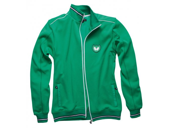 Butterfly Jacket Hino green