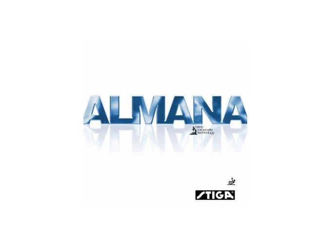 Rubber almana