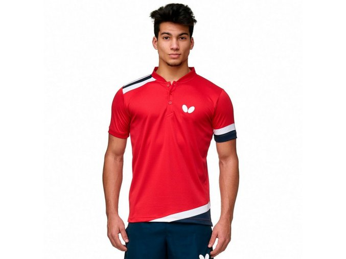 shirt santo red front 11