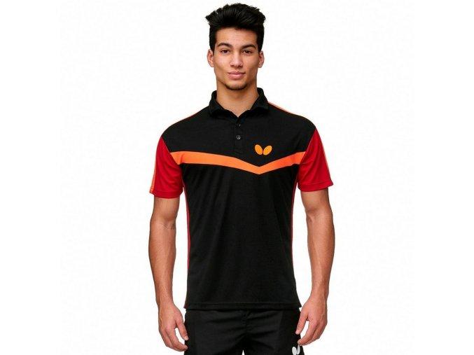 shirt kitao black front 11