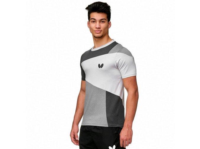 t shirt mito grey front 1 2