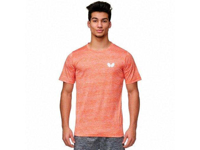 t shirt toka orange front 8
