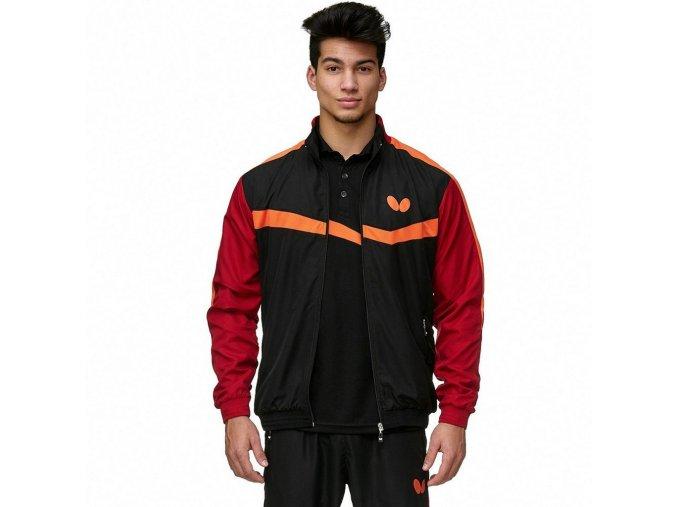 suit jacket kitao black front 11