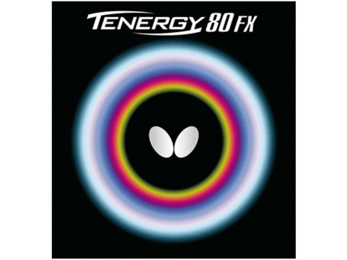 butterfly tenergy 80 fx rubber