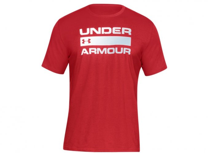Pánské tričko Under Armour Team Issue Wordmark Short Sleeve