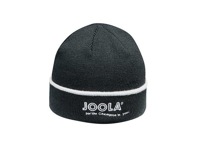 98966 knitt hat black white