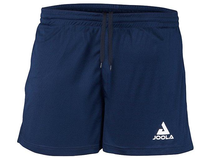 92218 Basic Short blue front