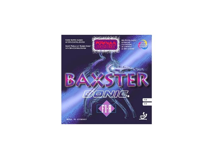 zoom d baxster f1a