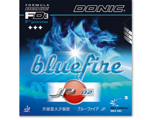 eng pl Pips in DONIC Bluefire JP 02 8298 1