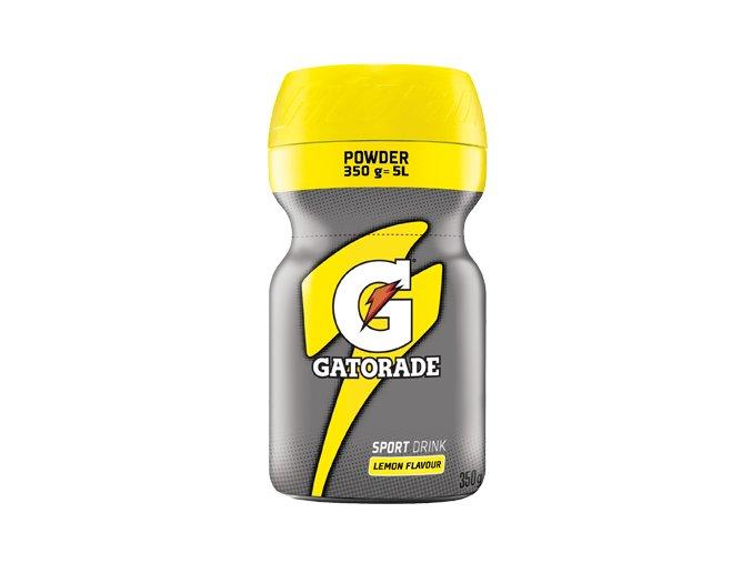 gatorade powder 350 g lemon