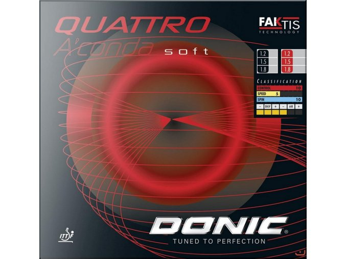 donic quattro aconda soft 20121106 1818671564
