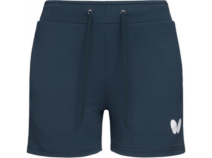 shorts niiza lady navy front