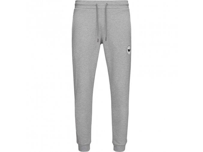 pants kihon grey front