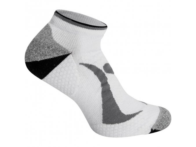socks sneaker kado white side