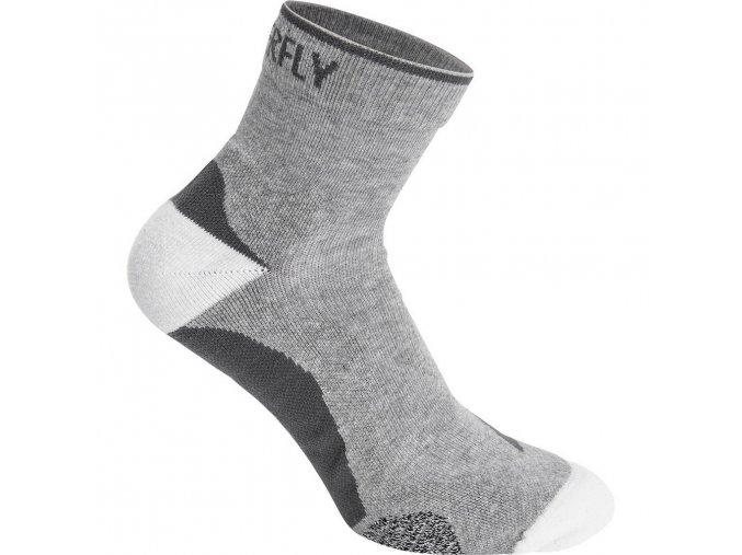 socks seto grey side