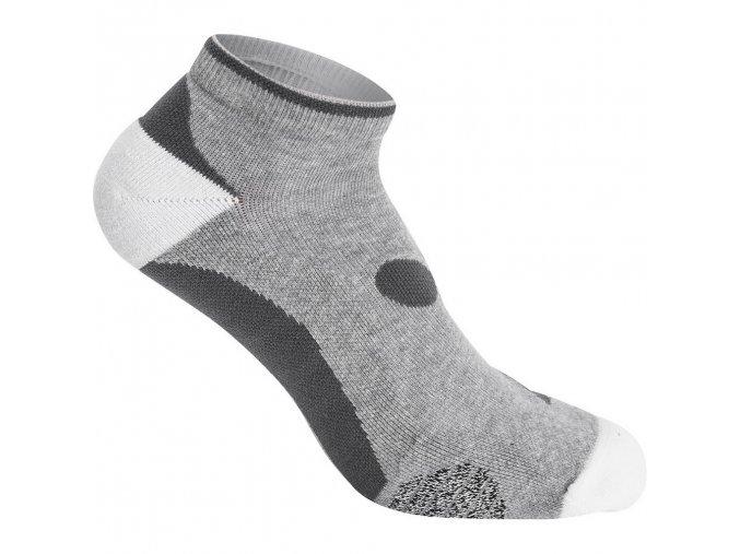 socks sneaker seto grey