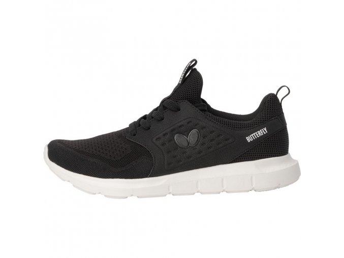 shoe sunika black side