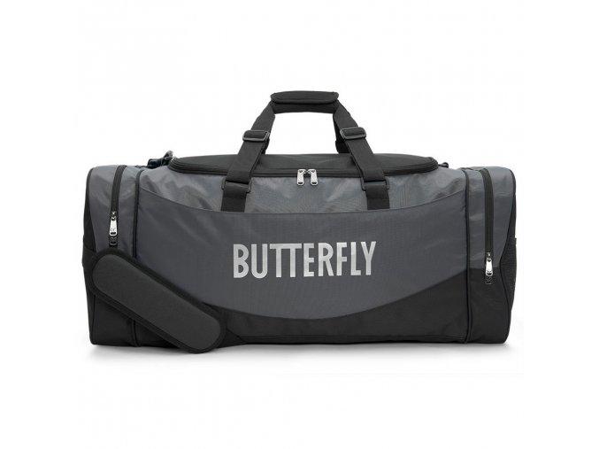 bag sportbag kaban grey front
