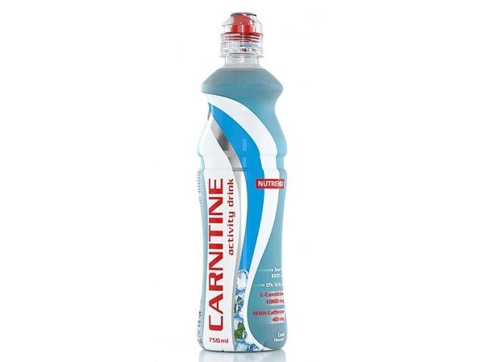 nutrend carnitine activity drink with caffeine 594229370