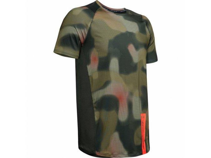 Pánské tričko Under Armour MK1 SS Printed