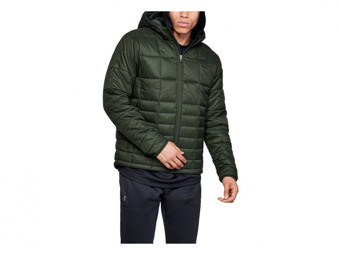 Pánská Bunda Under Armour Insulated Hooded Jkt