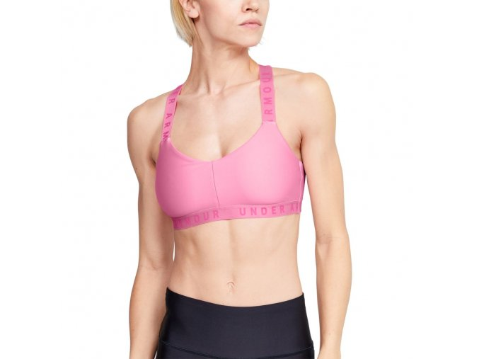 Podprsenka Under Armour Wordmark Strappy Sportlette