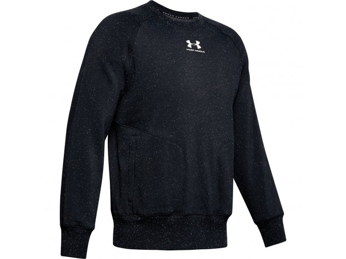 pol pl Bluza meska Under Armour SPECKLED FLEECE CREW 12343 2