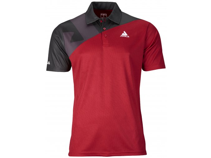 96000 ACE Polo red black