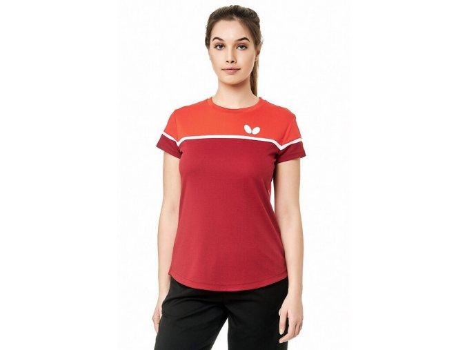 shirt KOSAY LADY red 01
