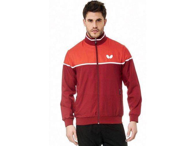 jacket KOSAY red 04