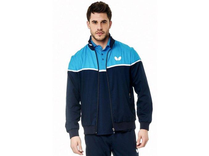 jacket KOSAY blue 01