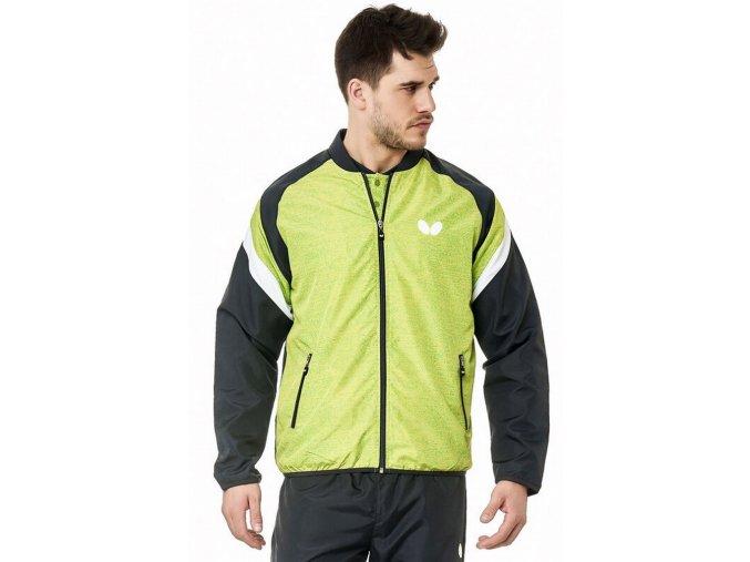 jacket ATAMY lime 02