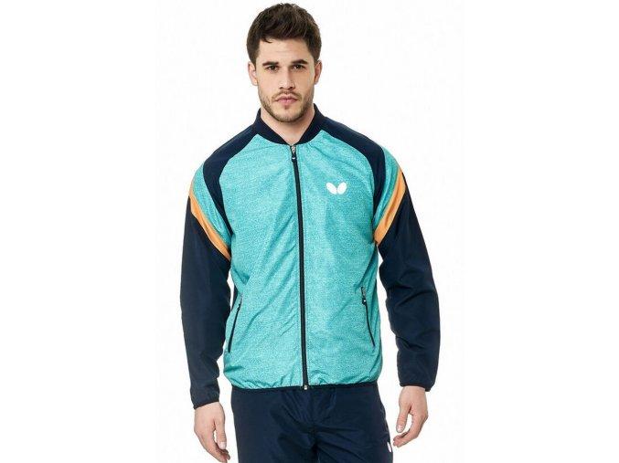 jacket ATAMY green 04