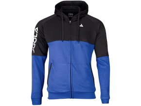97182 Hoodie PERFORMANCE black blue