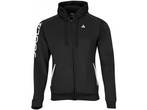 97158 Hoodie PERFORMANCE black white