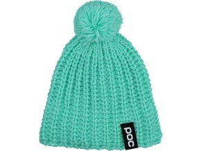 poc poc chunky rib beanie light fluorite green one