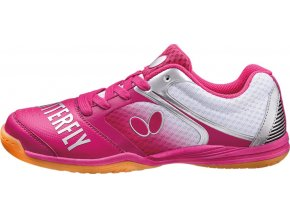 Butterfly schuh lezoline groovy pink