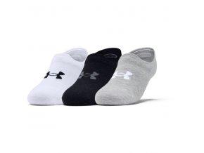 Dámské ponožky Ultra Lo Ponožky 3 páry Under Armour
