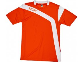 Butterfly textil shirt yasu orange