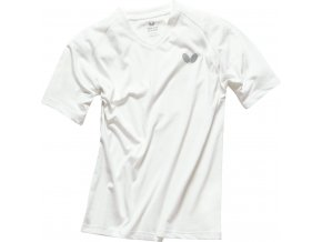butterfly t shirt basic white 1