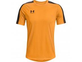 107212 under armour challenger trainingsshirt oranje grijs