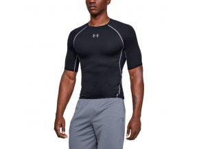 Pánské triko Under Armour HeatGear SS Compression Shirt