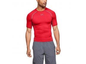 Pánské tričko Under Armour HeatGear SS Compression Shirt