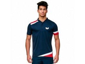 shirt santo navy front 11