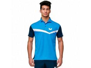 shirt kitao blue front 11