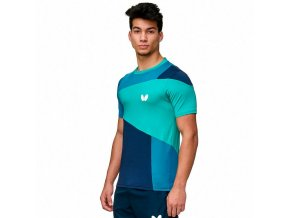 t shirt mito blue front 1 2